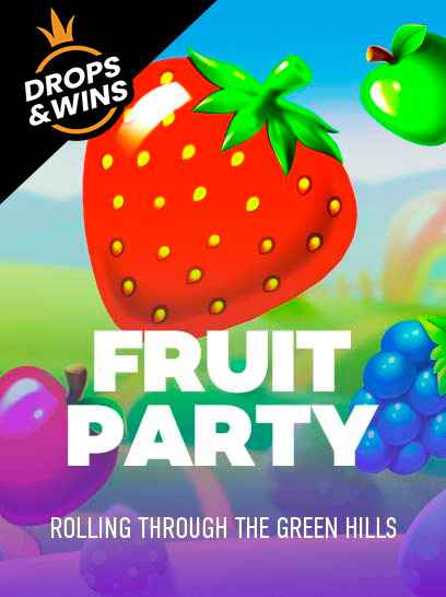 Fruit party game